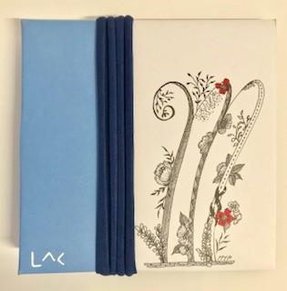 feuilles de papier à dessin