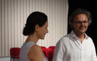 Irina Lankova et François Thury