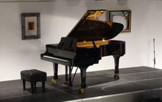 Piano Steinway du LAC