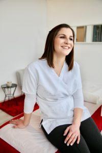 L'esthéticienne Deborah Orsino dans son cabinet OD Beauty à Etoy