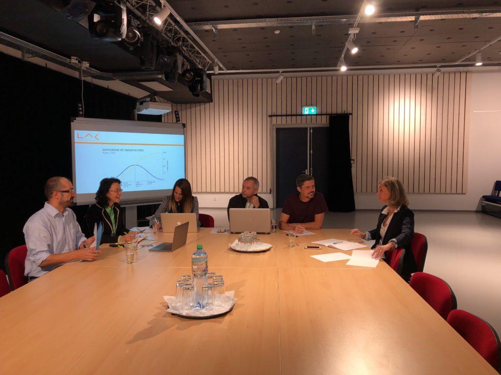 Séminaires et réunions aux Ateliers de la Côte à Etoy