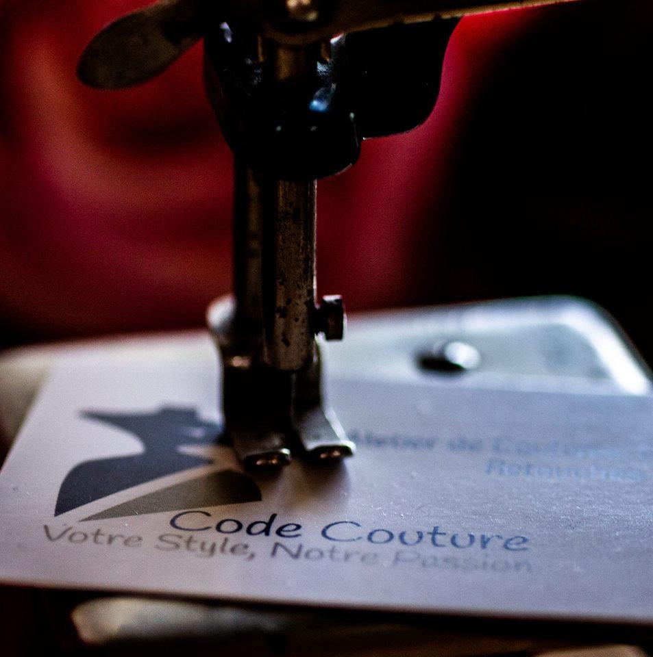 Code Couture Suisse, situé à Etoy, parking gratuit, à 5 minutes à pieds de la gare, 8 minutes en voitures des axes autoroutiers