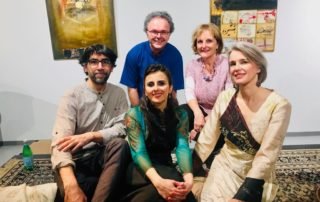 Soirée culturelle iranienne aux Ateliers de la Côte à Etoy.