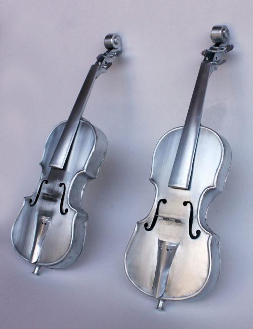 Violon par Dezinc