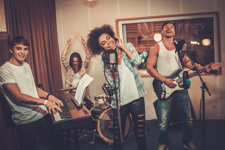 Gimme music school aux Ateliers de la côte à Etoy