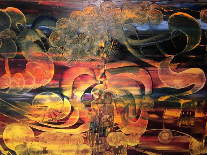 Pietro Tignonsoni alias Mino exposera ses oeuvres dans notre galerie aux Ateliers de la Côte à Etoy pour la seconde fois