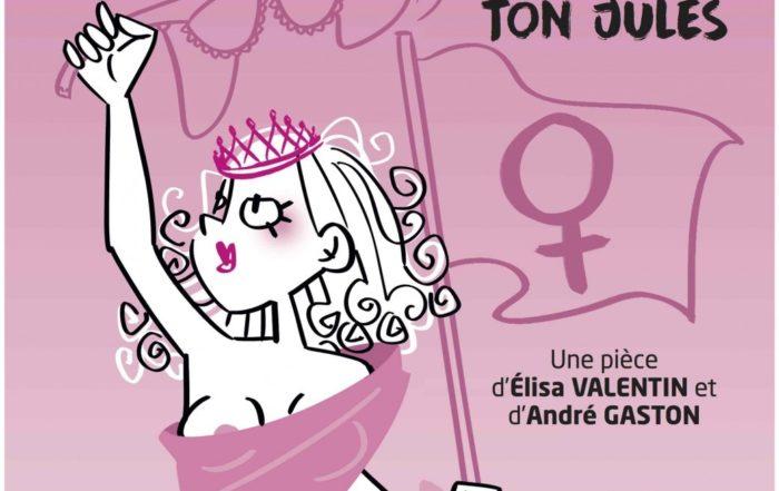 balance ton jules pièce de théâtre de la compagnie El Diablo aux Ateliers de la Côte à Etoy