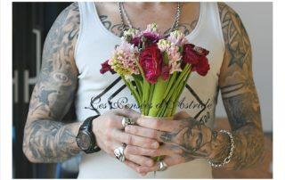 Roxane de l'atelier les Pensées d'Astride photographie Javier le tatoueur