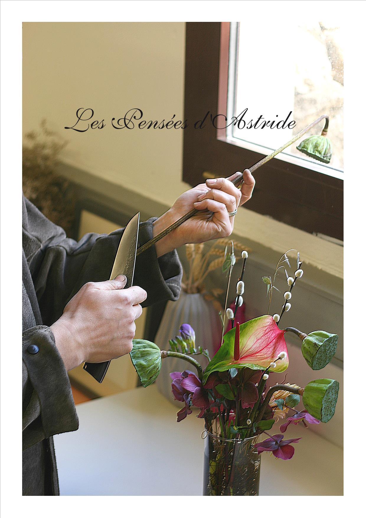 Stéphane Anken, le coutelier, photographié par Roxane des Pensées d'Astride