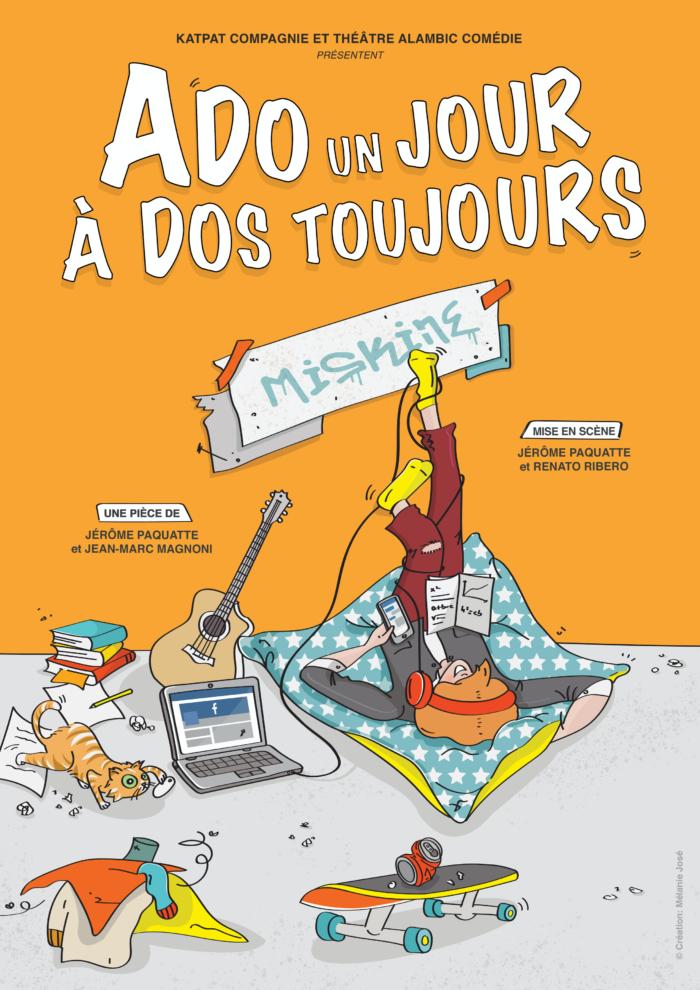 Humour sur la Côte aux Ateliers de la Côte à Etoy à 5 min à pied de la gare, parking gratuit