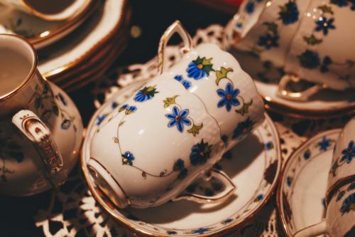 CAP porcelaine journées de la porcelaine aux Ateliers de la Côte à Etoy