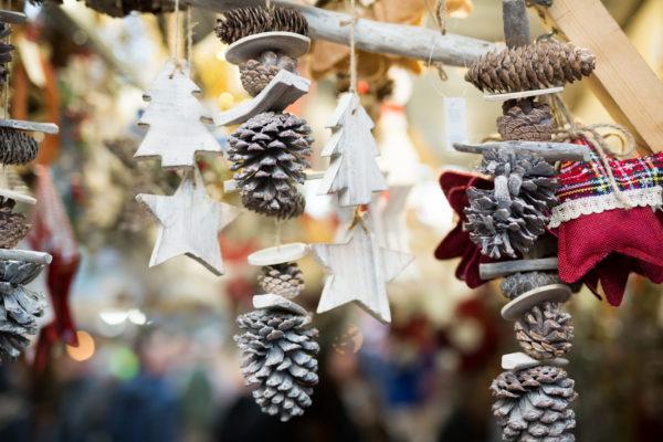 marché de Noël artisanal 2020 aux Ateliers de la Côte
