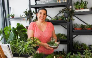 Tinygarden crée des mini jardins à Etoy